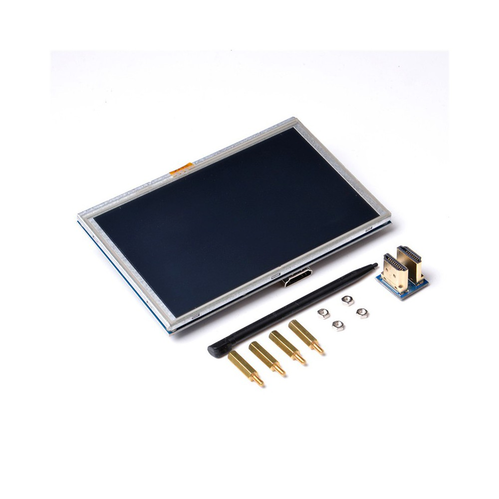 5 inch LCD HDMI Touch Screen Display for Raspberry Pi #371